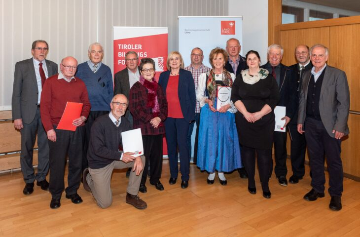 50 Jahre Chronikwesen in Tirol