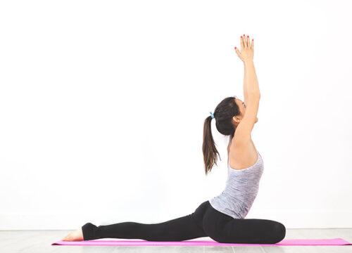 Yoga – Gestärkt in das neue Jahr, 14.01-11.02.2021