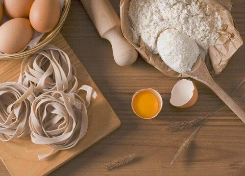 VACANZA IN CUCINA – Pasta selber machen