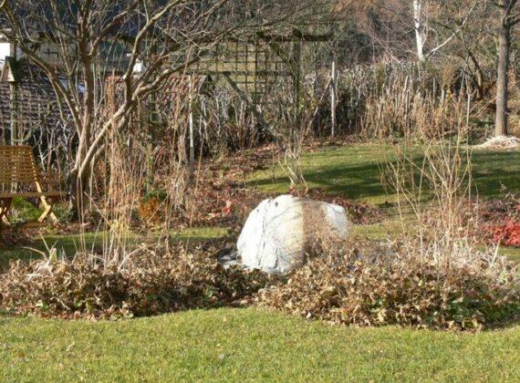 Herbstarbeiten im Naturgarten